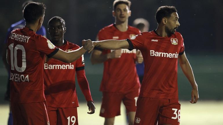 Γερμανία: Στον τελικό του Κυπέλλου η Λεβερκούζεν, 3-0 την Σααρμπρίκεν