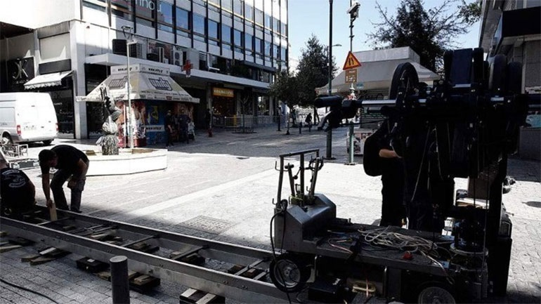 Παραμένει «μαγνήτης» η Ελλάδα για κινηματογραφικές παραγωγές