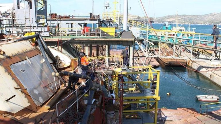 Το ΣτΕ επιτρέπει την εγκατάσταση ναυπηγείου στο Πέραμα