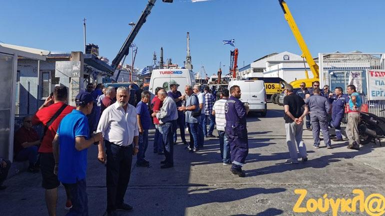 Αντιδράσεις για την ίδρυση ναυπηγείου στη ναυπηγοεπισκευαστική ζώνη Περάματος