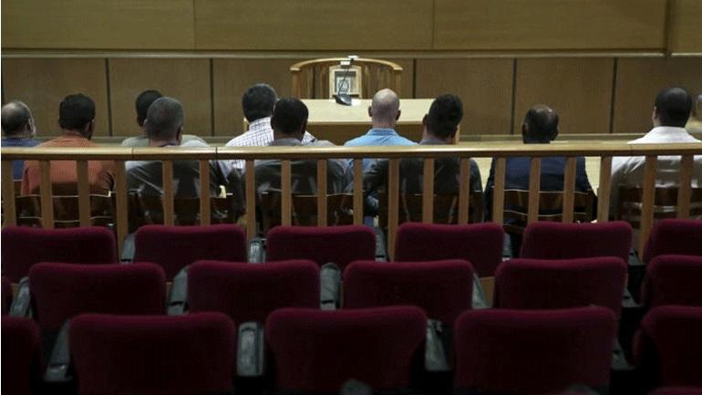 Προήχθησαν οι δικαστικοί που χειρίστηκαν την υπόθεση της Χρυσής Αυγής