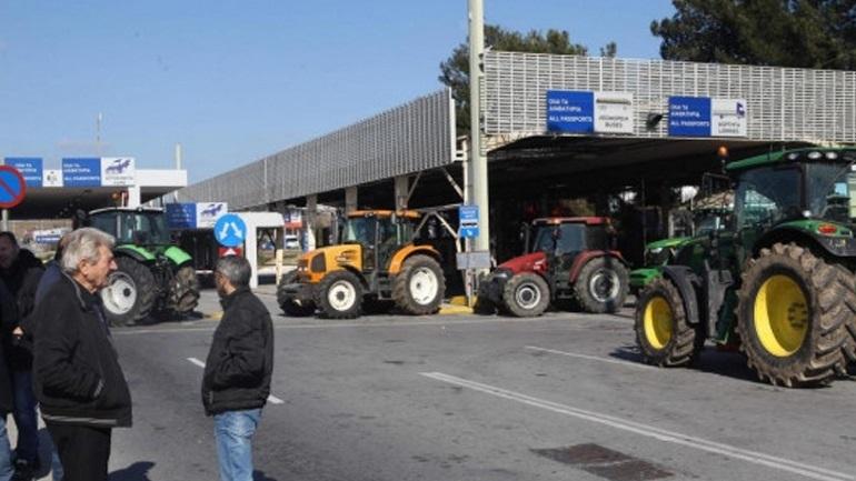 Κλειστό το τελωνείο Ευζώνων για είσοδο στην Ελλάδα από τη Βόρεια Μακεδονία