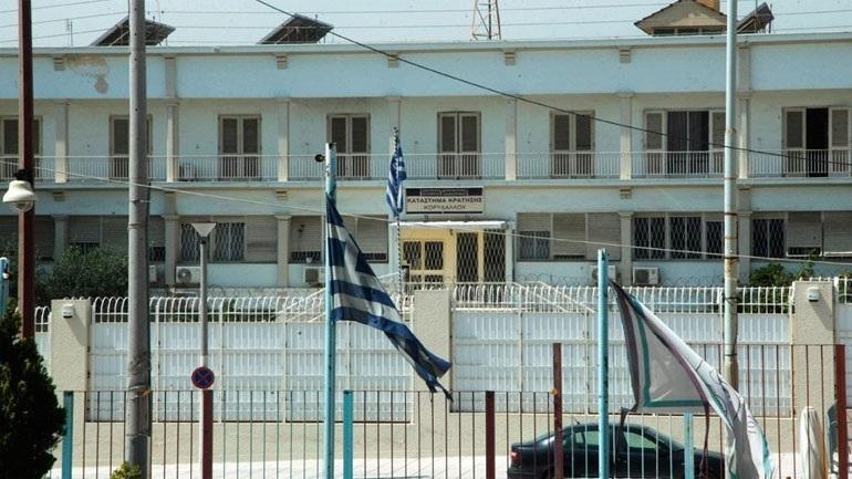 Κρατούμενος απέδρασε από τον Κορυδαλλό - Έχει καταδικαστεί για ανθρωποκτονία