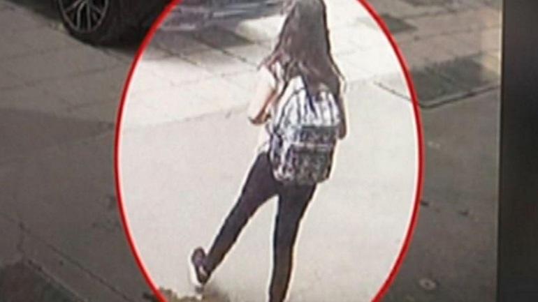 Βίντεο-ντοκουμέντο: Η στιγμή που η ύποπτη αφήνει τη Μαρκέλλα στο βενζινάδικο