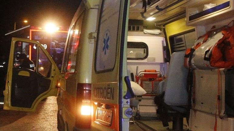 Τραγωδία στη Λέσβο: Δύο νεαροί έχασαν τη ζωή τους σε τροχαίο δυστύχημα