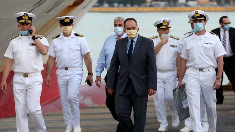 Εντατικοί έλεγχοι στα πλοία για την τήρηση των μέτρων προστασίας