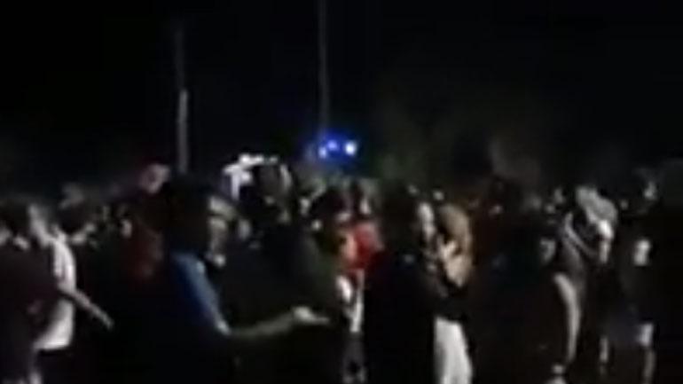 Πάτρα: Yπαίθριο πάρτι με περισσότερα από 1.000 άτομα στην Πλαζ