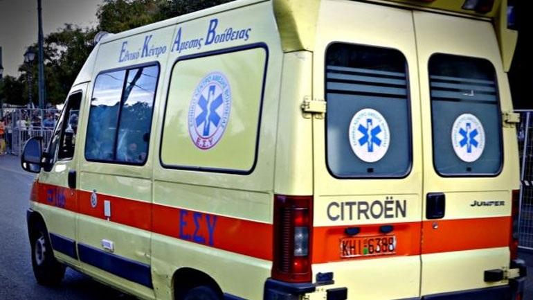 Ιωάννινα: Αυτοκίνητο πήρε φωτιά μετά από ανατροπή - Νεκρός ο ηλικιωμένος οδηγός