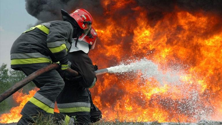 Χανιά: Πυρκαγιά σε οικοπεδική έκταση