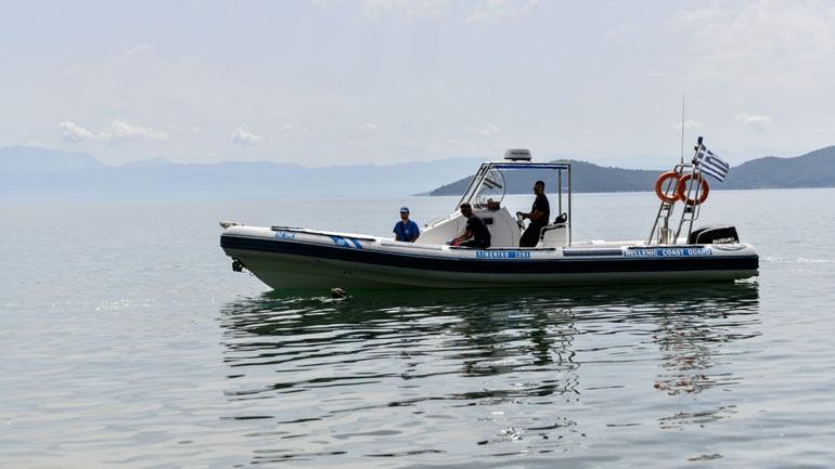 Ακινητοποιήθηκε σκάφος με μετανάστες στη Ρόδο - Συνελήφθη ο χειριστής