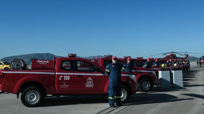 Πύργος: Σε υψηλό επίπεδο ετοιμότητας βρίσκεται η πυροσβεστική στην περιφέρεια
