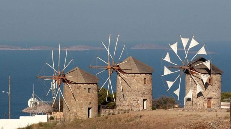 Μήνυμα αισιοδοξίας στέλνουν στους επισκέπτες τους τέσσερα ελληνικά νησιά