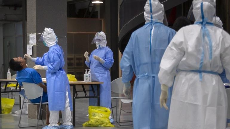 Δραματική εκτόξευση Covid-19 στις ΗΠΑ: 48.000 κρούσματα σε ένα 24ωρο