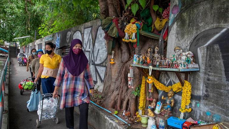 Ταϊλάνδη: Μόνο δύο εισαγόμενα κρούσματα μόλυνσης