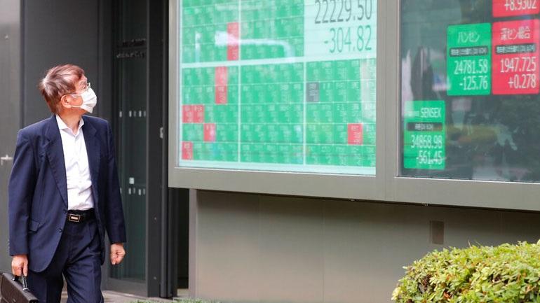Ιαπωνία: Στο 2,9% καταγράφηκε η ανεργία τον Μάιο λόγω COVID-19