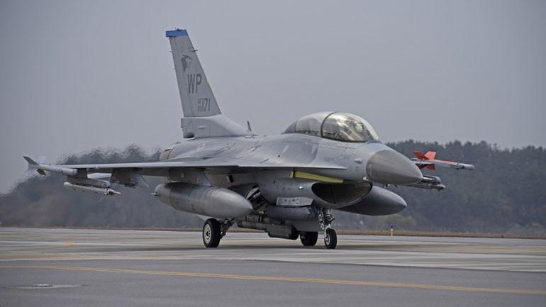Νέες υπερπτήσεις τουρκικών F-16 πάνω από το Αγαθονήσι
