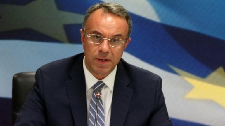 Σταϊκούρας: Η κυβέρνηση διαθέτει σχέδιο για την αντιμετώπιση των επιπτώσεων της πανδημίας