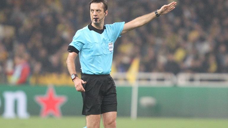 Super League: Ο Κουλμπάκοφ διαιτητής στο Άρης-ΑΕΚ - Ο Κομίνης σφυρίζει στο ντέρμπι «αιωνίων»