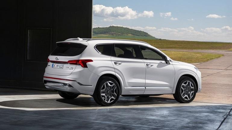 Με ποιους κινητήρες θα έρθει το νέο Hyundai Santa Fe;