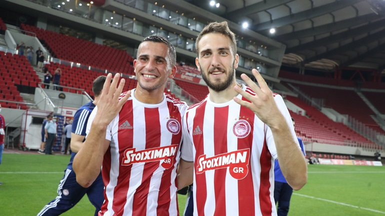 Ομάρ: «Χαρούμενος για τον τίτλο αλλά τώρα πρέπει να τελειώσουμε τη σεζόν»