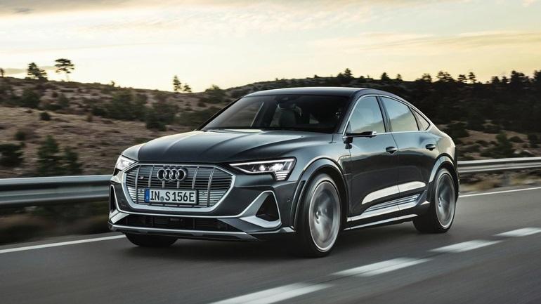 Τετρακίνητα, πανίσχυρα και απολαυστικά τα Audi e tron S και e tron S Sportback
