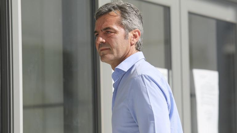 Βρύζας: «Νομίζω πως υπήρχαν απευθείας δίαυλοι με τους διαιτητές»
