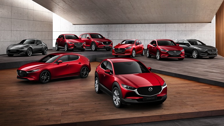 Μεγάλες προσφορές μέχρι τέλη Ιουλίου για αυτοκίνητα Mazda και 5 χρόνια εγγύηση…