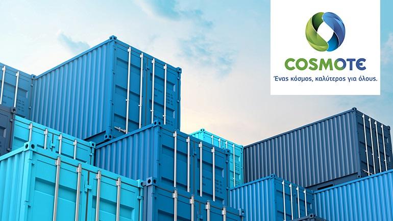 COSMOTE Asset Tracker: η πρώτη λύση απομακρυσμένης διαχείρισης εξοπλισμού επιχειρήσεων μέσω δικτύου ΝΒ-ΙοΤ