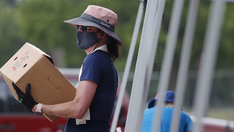 ΗΠΑ: Υποχρεωτική η χρήση μάσκας σε δημόσιους χώρους στο Τέξας