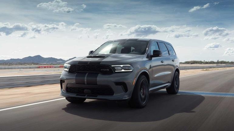 Αυτό είναι το ισχυρότερο SUV του κόσμου