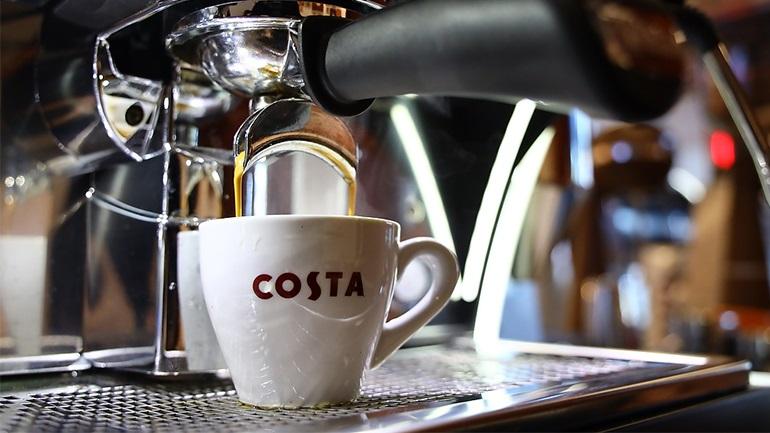 Τα Costa Coffee έρχονται στην Ελλάδα