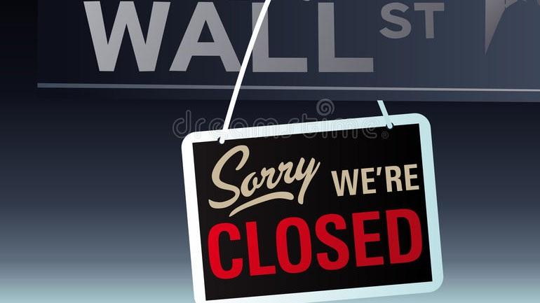 Κλειστή η Wall Street λόγω της Ημέρας της Ανεξαρτησίας