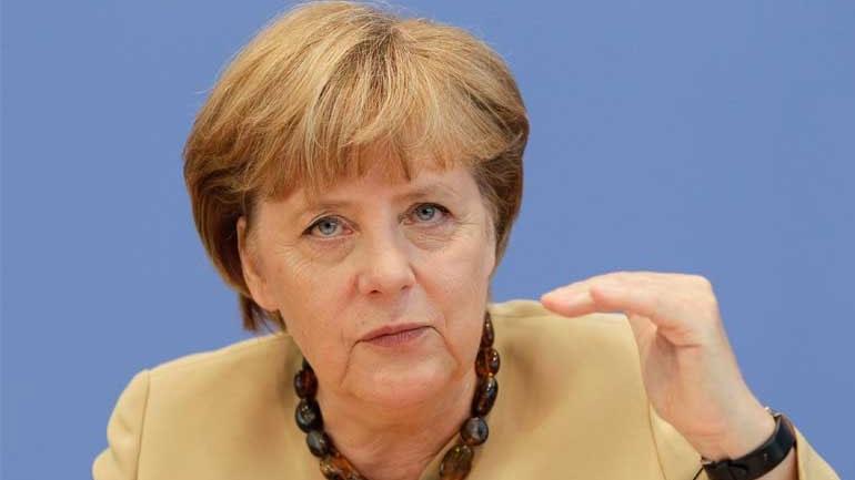 Merkel: Πιέζει ο χρόνος για το ταμείο ανάκαμψης