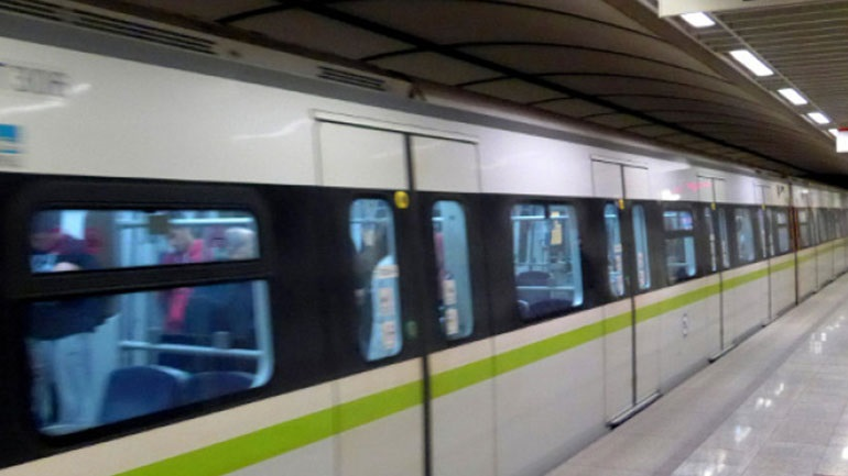 Τρεις νέοι σταθμοί του μετρό παραδίδονται στο κοινό