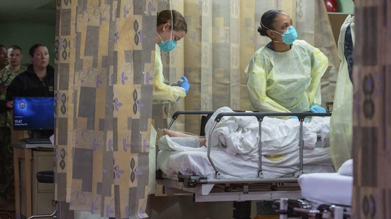 Ξεπέρασαν τα 11 εκατ. τα κρούσματα κορωνοϊού παγκοσμίως