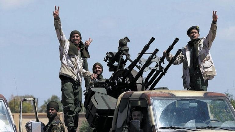 Συνομιλίες ΗΠΑ-Λιβυκού Εθνικού Στρατού: Καμία ανοχή σε μη κρατικές ένοπλες ομάδες