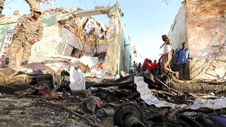 Σομαλία: Τουλάχιστον 7 τραυματίες από την έκρηξη παγιδευμένου αυτοκινήτου