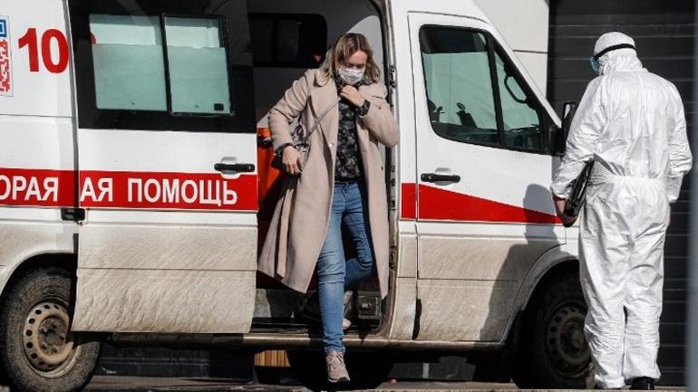 Ρωσία: Ο αριθμός των νεκρών από τον κορωνοϊό ξεπέρασε τις 10.000