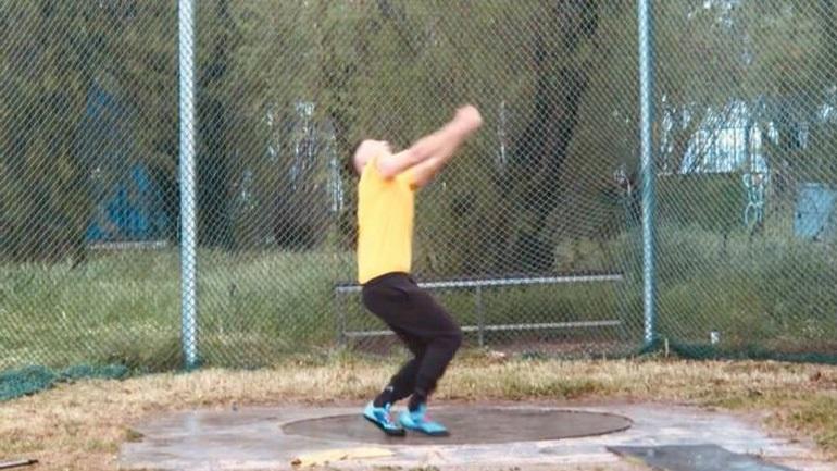 Στίβος: Ο Νικόλας Πολυχρονίου έστειλε τη σφύρα στα 78.84 μέτρα