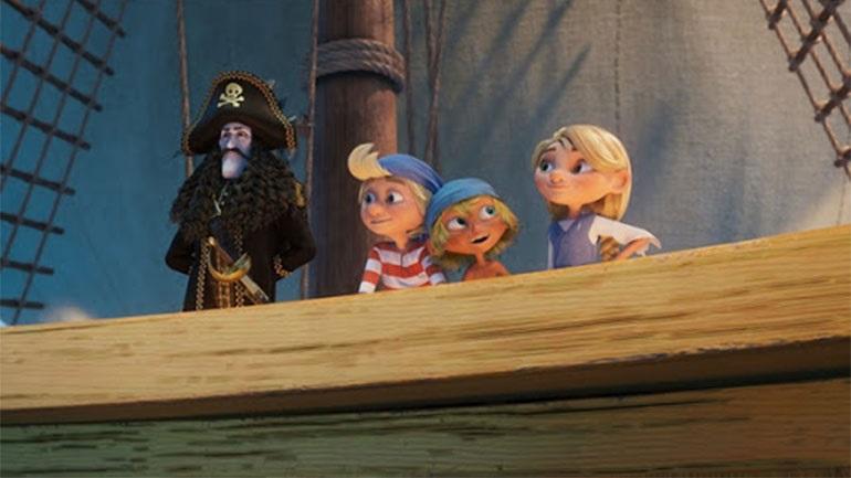 Ο Πειρατής Μαυροδόντης και το Μαγικό Διαμάντι