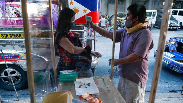 Φιλιππίνες: Η χώρα κατέγραψε επιπλέον 2.434 κρούσματα