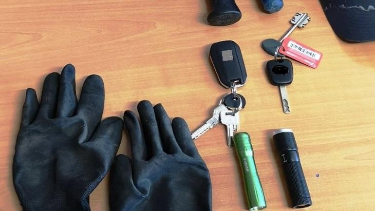 Συνελήφθησαν δύο... hi-tech διαρρήκτες στη Φιλοθέη