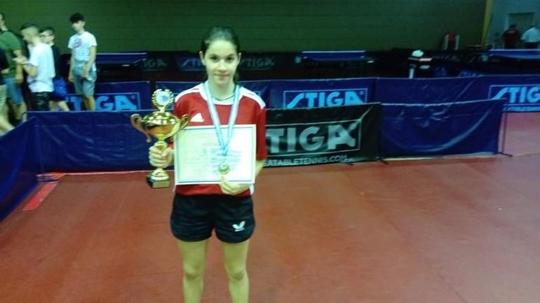 Πινγκ πονγκ: Οι πρωταθλητές σε Παίδες και Κορασίδες