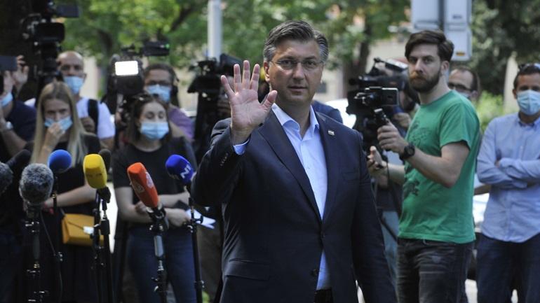 Κροατία-Εκλογές: Η Κροατική Δημοκρατική Ενωση (HDZ) εξασφαλίζει 61 έδρες στο 151μελές κοινοβούλιο