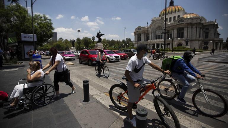 Μεξικό-Covid-19: 273 νέοι θάνατοι και 4.683 νέα κρούσματα