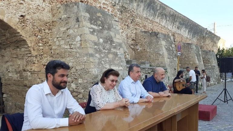 Λ. Μενδώνη από τα Χανιά: Τα Νεώρια των Χανίων εμβληματικό έργο για όλη τη χώρα