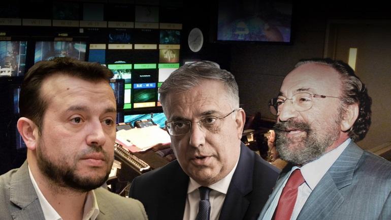 Το σερφάρισμα του Χρήστου Καλογρίτσα στα δίκτυα της εξουσίας