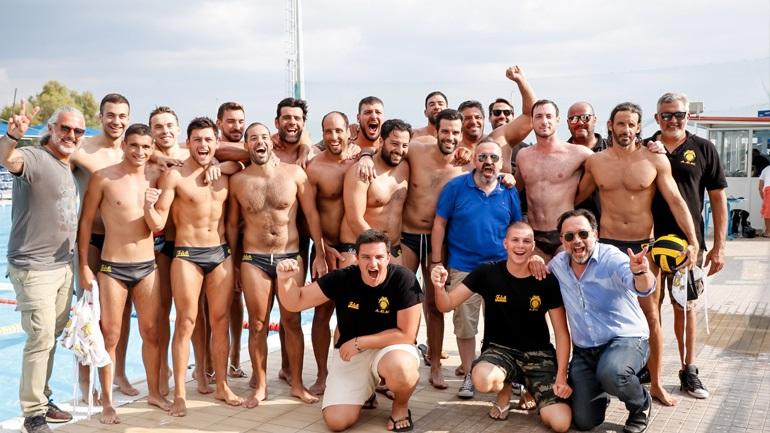 Πόλο: Ιστορική άνοδος για την ΑΕΚ στην Α1 ανδρών!