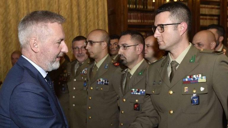 Στην Άγκυρα ο Ιταλός υπουργός Άμυνας - Στην ατζέντα η Λιβύη