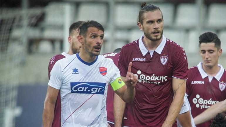 Έμεινε όρθιος (0-0) στη Λάρισα ο Πανιώνιος